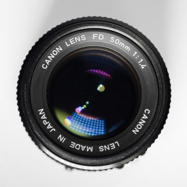 Using Canon FD Lenses on Sony A7 Cameras
